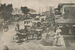 downtown 1905