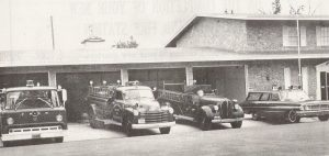 fire dept fleet 1964